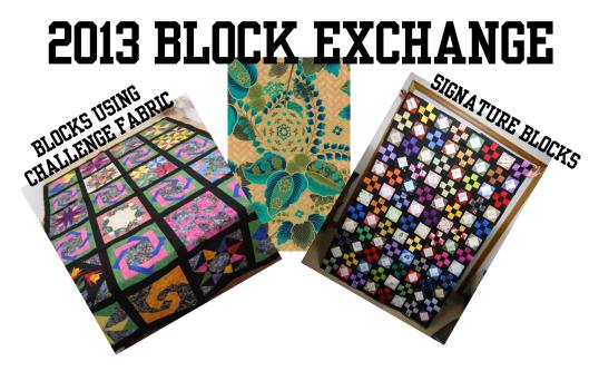 2013 block exchange