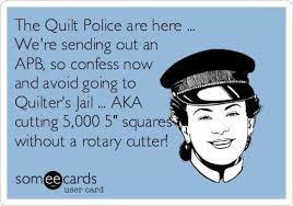 quilt police