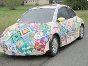quited car