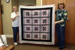 quilts of valor Kaye