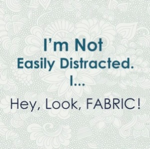 distracted